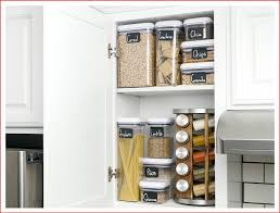 How to Organize Kitchen Cabinets in 10 Steps with