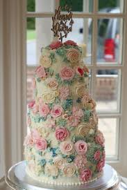 Wedding Cakes Emma Page Buttercream