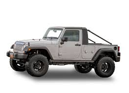 Jeep Wrangler 2 Door Pickup Conversion Kit, | Best Truck Resource