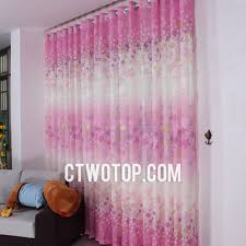 Curtains For Girls Room by Pink Stars Bedroom Nursery Curtains For Girls