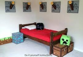 Kids Minecraft Bedroom Brilliant Bedroom Decor Ideas About Bedroom