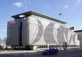 siege social caisse d epargne bureau hqe crépy fromion architectes dijon cote d or 21