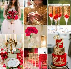 Pin ItPin It Red And Gold Wedding Inspiration