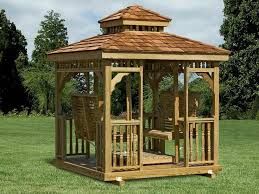 Wooden Garden Swing Seat Plans by 18 Best Build A Strong And Beautiful Gazebo Images On Pinterest