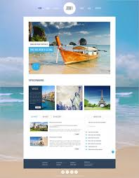 15 Best Free Travel Templates And Themes