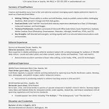 Part-time Job Resume Writing Tips And Examples