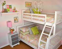 Cute Bunk Beds For Girls Interior Design Bedroom Ideas