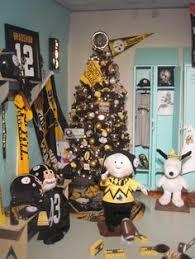 Christmas Trees Football 2013 Kraynaks Display Hermitage PA Steelers