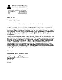 reference letters llc
