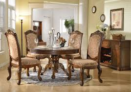round dining room sets for 8 teamnacl
