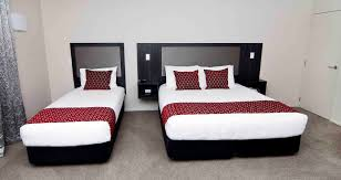 Bedroom Luxury Twin Beds A King And A Single Bed New