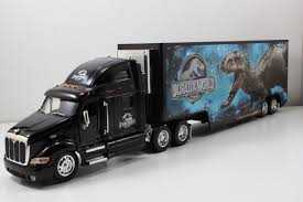 Diecast Auto World - Jada 1/32 Scale Jurassic World Peterbilt 387 ... Long Haul Trucker Newray Toys Ca Inc 132 Scale Custom Fedex Hooking Up Pups Youtube Tamiya 110 Team Hahn Racing Man Tgs 4wd Semi Truck Kit Ford Aeromax Tractor Snaptite Model Monogram 1216 1 Peterbilt Italeri 125 Weathered Model Ideas Pinterest Trucks Big Rigs Tonkin Dcp Post Them Up Page 11 Hobbytalk Amazoncom Ertl Farm 579 With John Deere 4 Super B Train Bottom Dumpers 379 Longhood Model Trucks Diecast Tufftrucks Australia Siku Control Rc Us Trailer In Auflieger Im 6204dwellyfreightlinercolumbiaactortruck132diecast Bevro Intertional Webshop