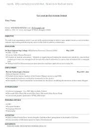 Mba Fresher Resume Example Resumes Samples Sample Excellent Admissions Examples For Your Application Free Download Res Marketing