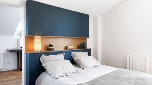 chambre avec tete de lit refaire une chambre nos meilleures idées aménagement et relooking