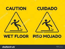 Caution Wet Floor Banana Sign by Floor 4 Wet Floor Signs Better Wet Floor Sign Caution Wet Floor