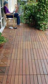 deck tiles clearance 4 slate composite deck tile in kontiki deck