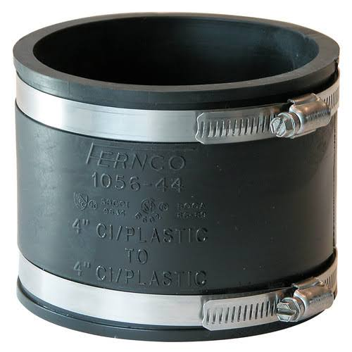 Fernco Flexible Coupling - 4""