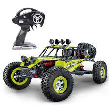 12428 Monster Trucks RC Car 1/12 2.4G Rock Crawler 4WD Off Road ...