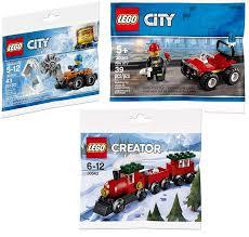 100 Lego Recycling Truck Amazoncom LEGO Fire City Creator Rescue ATV With Fireman