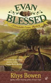 Evan Blessed Constable Evans Mystery Rhys Bowen 9780425211168 Amazon Books