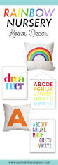 25 Lighters On My Dresser Kendrick by Best 25 Rainbow Nursery Ideas On Pinterest Rainbow Baby