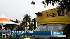 Food Truck Businesses Fight Against New Zoning Ordinance - KEYT The Doggy Food Trucks Real Estate Gsreal Gals Want To Own A Truck We Tell You How Cravedfw New Hartford Utica Ny Michael Ts Restaurant Smokin Chokin And Chowing With The King Chicago Foods Where To Buy A Food Truck In Wchester Lohudfood Letm Eat Brats Review Wichita By Eb Cinco De Mayo Taqueria South Tulsas Taco Desnation What Can Trucks Teach Us About Projectbased Learning John Las Best Are They Now Eater La Indian Vending For Sale Ccession Nation Street Oyster Bar Guide Find On Long Island