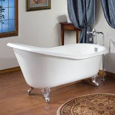 4ft Bathtubs Home Depot by Standalone Tub View In Gallery Luxurious Bathroom With A Clawfoot