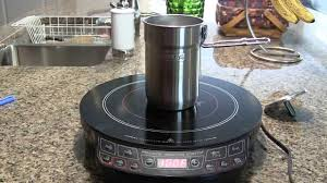 Bed Bath Beyond Pressure Cooker by Nuwave Induction Cooktop Review Youtube