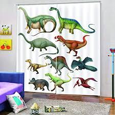 de smxfff blickdicht vorhänge dinosaurier