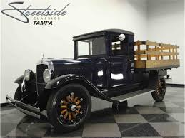 1929 Fargo Stake Bed For Sale | ClassicCars.com | CC-924603