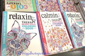 Anti Stress Coloring Book Costco