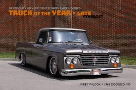 1965 Dodge D-100: The Prettiest Sweptside Pickup Ever Built ...