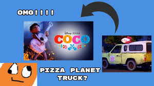 I FOUND THE PIZZA PLANET TRUCK IN COCO! - YouTube Todd The Pizza Planet Truck Toy Car Die Cast And Hot Wheels From Reallife Replica From Story Makes Trek To With Delivery Shuttle Minigarage Truck I Think Everyone Will Reco Flickr Found The Pizza Planet Truck In Co Youtube Cars Todd Diecast Disney Brave Easter Eggs Sulley Monsters Amazoncom Lego Duplo 5658 Toys Games 3 Models Dxv65 Sasaki Time Off Making Another In Take A Tour Of To Infinity And Beyond The Real Life