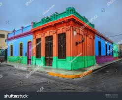 100 Houses For Sale In Lima Peru Callao View Colored House Stock Photo Edit Now