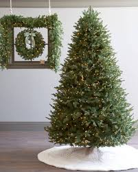 Bethlehem Lights Christmas Tree With Instant Power by Bh Balsam Fir Flip Tree Balsam Hill