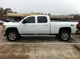 Leveling kit Chevy and GMC Duramax Diesel Forum