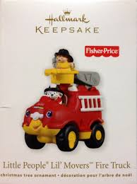 Hallmark Ornament. Little People Lil Movers Fire Truck. 2011 ... Old World Christmas Glass Ornament Fire Truck Ornaments Personalized Occupations Hallmark Ornament Little People Lil Movers Fire Truck 2011 2015 Mater To The Rescue Keepsake Hooked On Red Die Cast Engine Cars Shopdisney Cheap Find Deals Police Fireman Medic My Brigade 1932 Buick With Light 4 14 Driver Cartoon Gifts Cowboy Chuck Christopher Radko Ruff N Ready 002480 Sbkgiftscom Sbkgiftscom Metal 84069 By Rolson Ebay