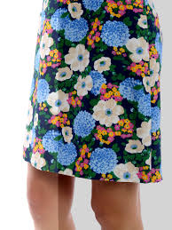 floral print short dress by carven short dresses ikrix