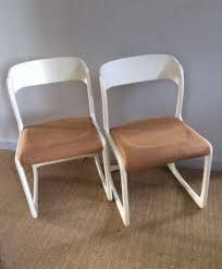 chaise traineau baumann chaises traineau baumann vintage les vieilles choses