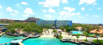 Hilton Curacao Beach Resort In The Caribbean