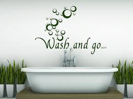 wandtattoo wash and go mit seifenblasen wandtattoos de