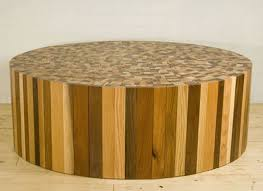 Uhuru Stoolen Lite Scrap Wood Table BKLYN Designs HauteGreen Green Furniture Sustainable Brooklyn Designers