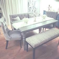 Furniture Farmhouse Table And Chairs Unique Dining Room Sets Grey For