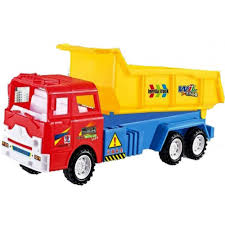 100 Kids Dump Truck Classic Large Vehicle Construction Toy For