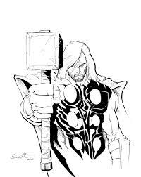 Thor by GavinMichelliviantart on deviantART