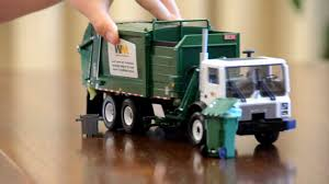 100 First Gear Garbage Truck Model S On Youtube Custom