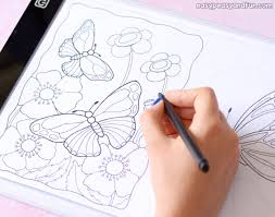 Drawing Is Quite A Passion Of Mine Be It Coloring Pages Or Other Things Why Not Try Your Hand At Butterfly As I Do Have How To Draw