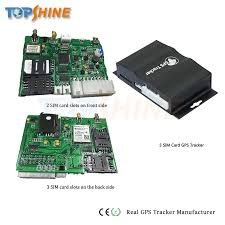 100 Truck Tracking System Topshine GPS Tracker GPS GPS Device