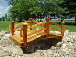 Garden Bridges, 4-52ft. Long, Elegant Wooden Landscape Garden Bridge Apartments Appealing Small Garden Bridges Related Keywords Amazoncom Best Choice Products Wooden Bridge 5 Natural Finish Short Post 420ft Treated Pine Amelia Single Rail Coral Coast Willow Creek 6ft Metal Hayneedle Red Cedar Eden 12 Picket Bridge Designs 14ft Double Selection Of Amazing Backyards Gorgeous Backyard Fniture 8ft Wrought Iron Ox Art Company Youll Want For Your Own Home Pond Landscaping Fleagorcom