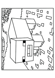 Coloring Pages Of Minecraft Free For Girls Cutouts Plush Play Stuff